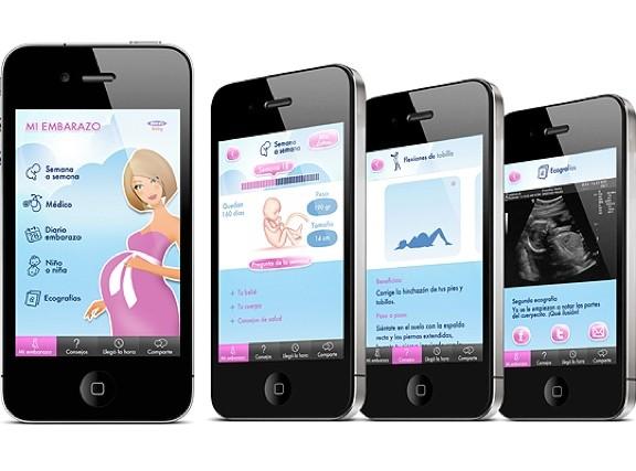 aplicaciones móviles embarazadas, ginecología, Dr. Félix Lugo,