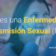 enfermedad de transmisión sexual